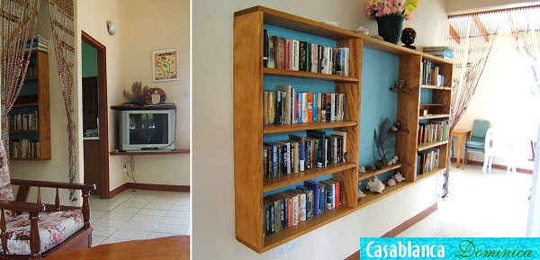 entertainment - books and TV