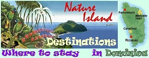Nature Island Destinations - assisting stay-over visitors to Dominica since 1997